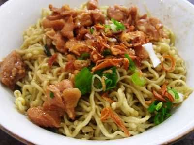 Nimatin Mie Ayam Wisata Kuliner Khas Jakarta