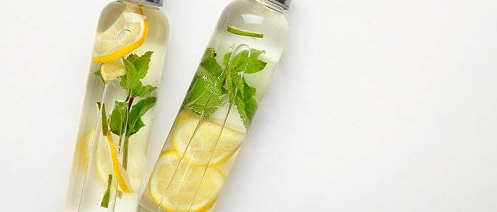 Apakah Infused Water Lemon Itu Baik Untuk Kesehatan Tubuh?